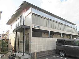 大阪府東大阪市中小阪2丁目の賃貸アパートの外観