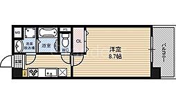 ディアコートハナテン[6階]の間取り