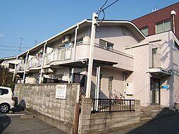京都府京都市伏見区桃山羽柴長吉東町の賃貸マンションの外観