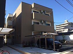 フジパレス堺北花田3番館[3階]の外観
