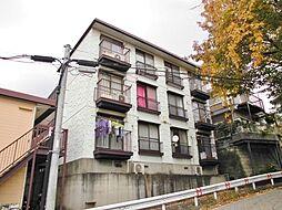 神奈川県横浜市保土ケ谷区新井町の賃貸マンションの外観