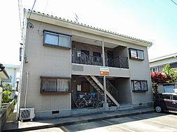 福岡県北九州市八幡西区永犬丸南町4丁目の賃貸アパートの外観