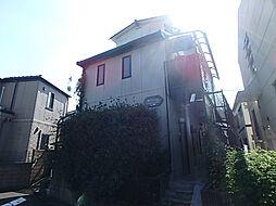 アクアハイム[1階]の外観