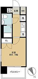 プレール・ドゥーク東京ベイIII[9階]の間取り