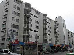 山科音羽マンションA棟[413号室]の外観