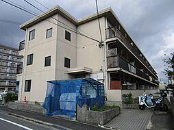 プラネット吉田[2階]の外観