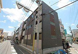 alcasa竹ノ塚[102号室]の外観