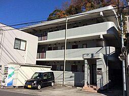 神奈川県横須賀市追浜東町2丁目の賃貸マンションの外観
