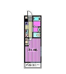 (仮称)セレ高鼻町[3階]の間取り
