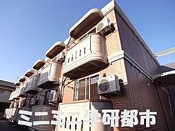 コンクレージュ2[103号室]の外観