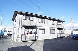 パストラルガーデン弐番館[2階]の外観
