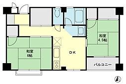日野サニーハイツ 商業施設至近の子育て環境の良いマンション