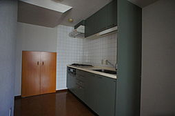キッチン3.4帖(1階)