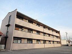 兵庫県三田市相生町の賃貸アパートの外観