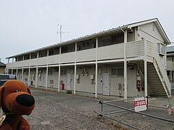 千葉県鎌ケ谷市道野辺中央4丁目の賃貸アパートの外観