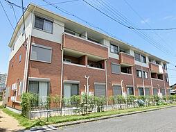 滋賀県草津市西渋川2丁目の賃貸アパートの外観