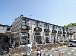 大阪府八尾市渋川町5丁目の賃貸アパートの外観