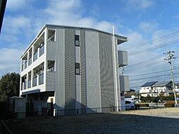 愛知県常滑市本郷町4丁目の賃貸アパートの外観