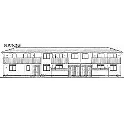 奈良県奈良市菅原町の賃貸アパートの外観