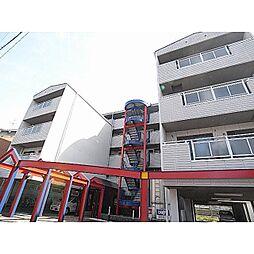 奈良県大和高田市日之出東本町の賃貸マンションの外観