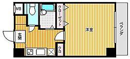 エストゥディオ甲子園口[5階]の間取り