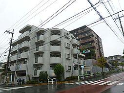 東京都板橋区徳丸5丁目の賃貸マンションの外観