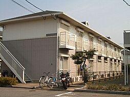 ハミングタウン高辻ヶ丘A[1階]の外観