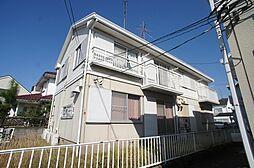 [テラスハウス] 神奈川県横浜市港北区日吉2丁目 の賃貸【/】の外観