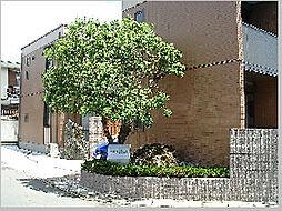 京都府京都市左京区下鴨北野々神町の賃貸アパートの外観