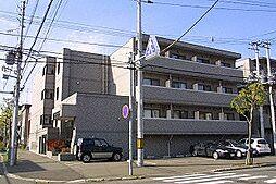 北海道札幌市北区北二十三条西7丁目の賃貸マンションの外観