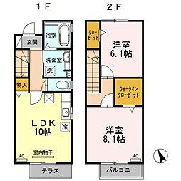 南安城駅 10.0万円
