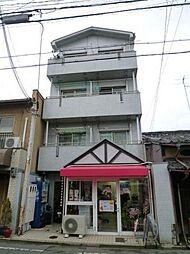 京都府京都市上京区二本松町の賃貸マンションの外観