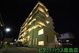 湊マンション[202号室]の外観
