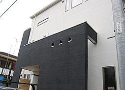 モデルノ北沢[1階]の外観