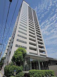 メゾン・ド・ヴィレ大阪城公園前[22階]の外観