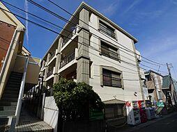 キャッスル新松戸[203号室]の外観