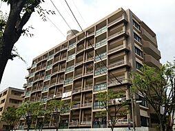 福岡県春日市一の谷1丁目の賃貸マンションの外観
