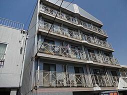 大阪府大阪市住之江区平林南2丁目の賃貸マンションの外観