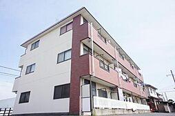 千葉県鎌ケ谷市右京塚の賃貸マンションの外観