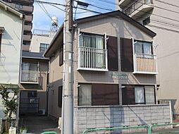 東京都江東区古石場1丁目の賃貸アパートの外観