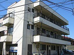 メゾン鶴岡[202号室号室]の外観