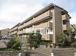 ディアコートSAKURADAI A棟[1階]の外観