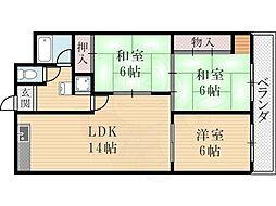 甲東園駅 5.0万円