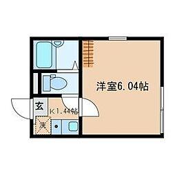 東あずま駅 5.8万円
