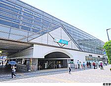 経堂駅(現地まで1040m)