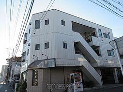 秋山ハイツ[3階]の外観