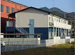 滋賀県彦根市地蔵町の賃貸アパートの外観