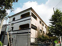 パークサイド矢田[2階]の外観