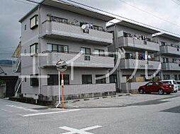 ラ・ポールナカママ[2階]の外観