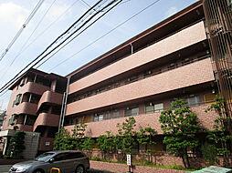 シャンテー香里ヶ丘III[4階]の外観